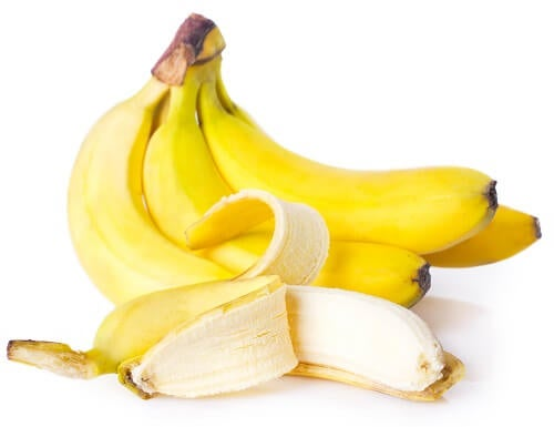 Try to eat at least one banana per day-improve digestion