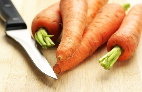 4 Delicious Recipes with Carrots
