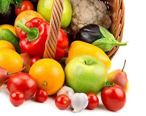 Having fruits and vegetables for dinner is helpful to lose weight
