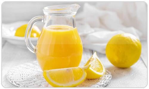 Consume lemon regularly in your diet.
