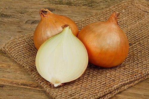 Onions may be good for digestion.
