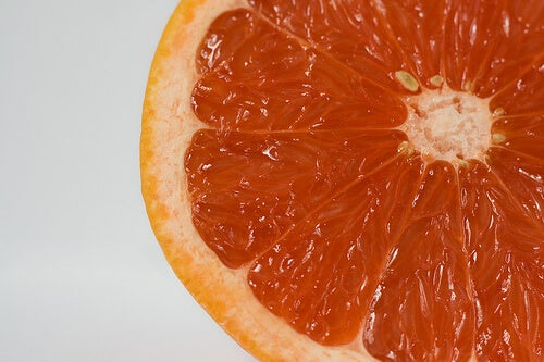 Grapefruit for bronchitis