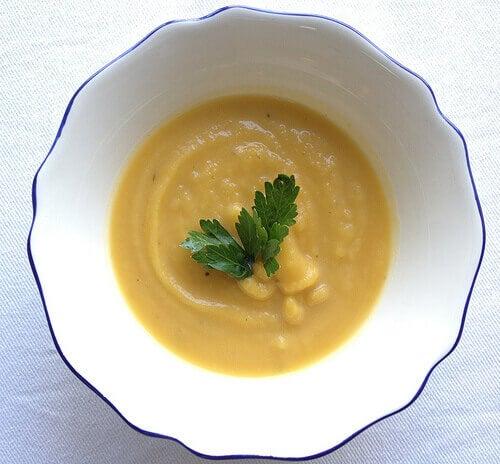 Pumpkin cream recipie