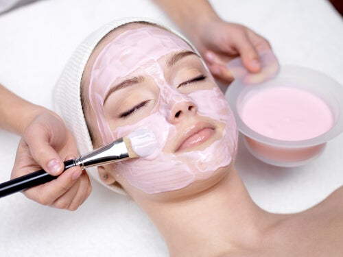 Facial cleaning 2