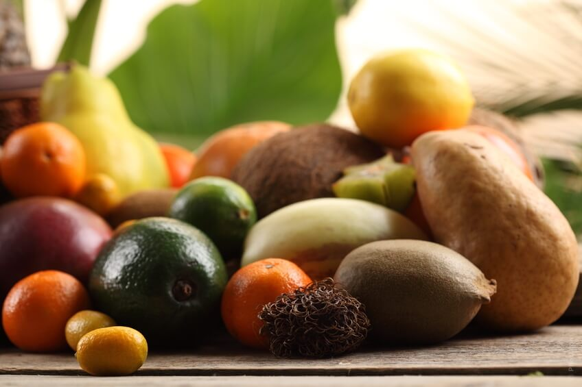 Fruits and vegetables are a great dietary choice for patients with fatty liver disease