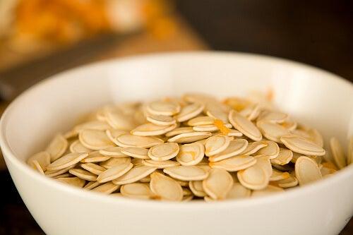 Pumpkin seeds-Food-Thinkers