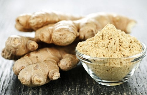 Slimming Properties of Ginger