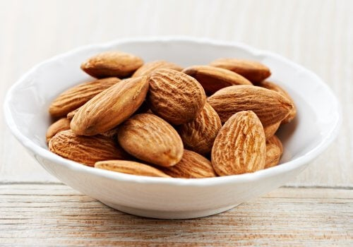 Almonds one of the best exfoliants ever