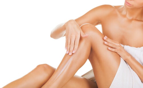 Cream may help alleviate the irritation after waxing