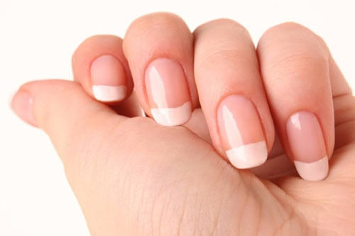 Healthy nails