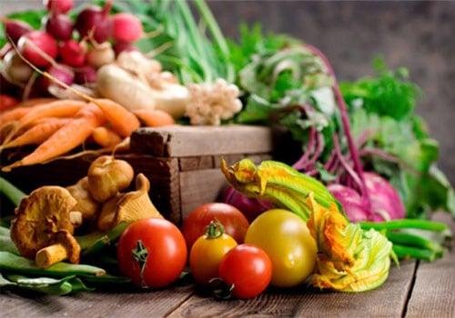 Weekly mediterranean diet