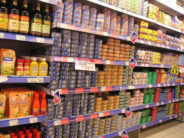The Dangers of Eating Canned Food