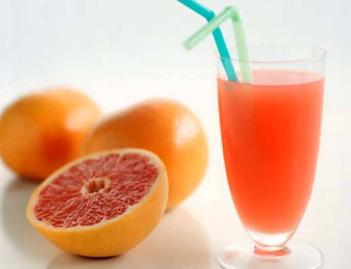 lose weight with grapefruit in your diet
