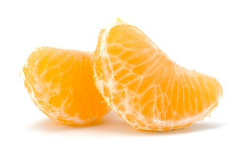 Eat Mandarines to Fight Fat