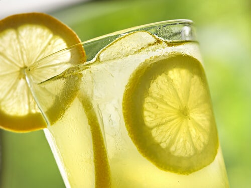 Lemonade remedies for corns