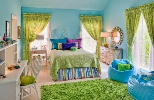 Can the Colors in Your Home Change Your Mood?