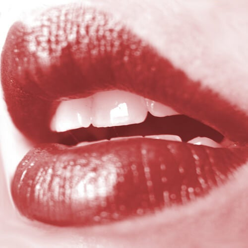The secret to making your lips look thicker and firmer
