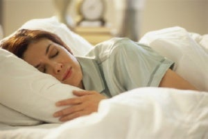 Better to sleep on an empty stomach?