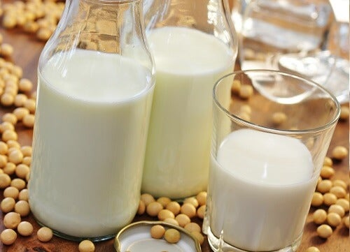 soy milk is one of the best plant-based milks