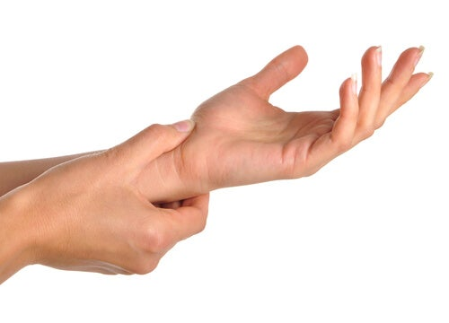 درد دست و مچ دست