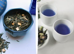 Blue tea weight loss