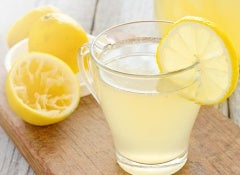 Healing properties of lemon