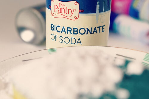 Another name for baking soda is bicarbonate of soda.
