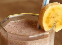 chocolate-banana-shake
