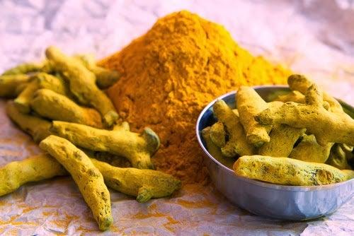 Turmeric is a natural anti-inflammatory