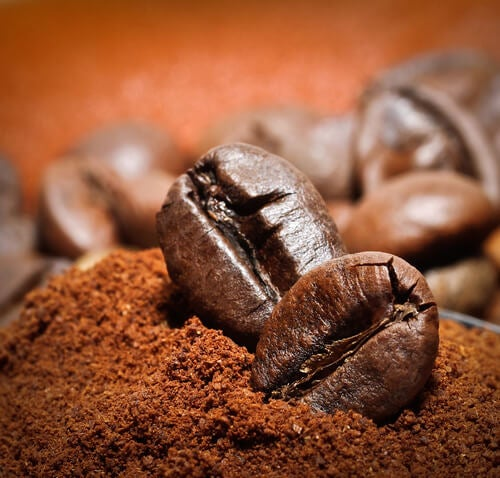 Coffee halitosis