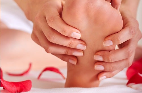 Avoid Corns, Calluses, and Cracked Heels