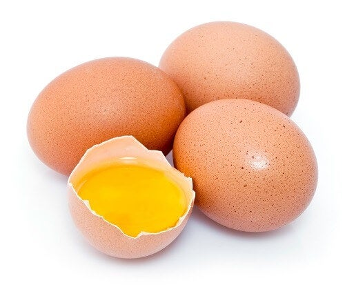 About eggs