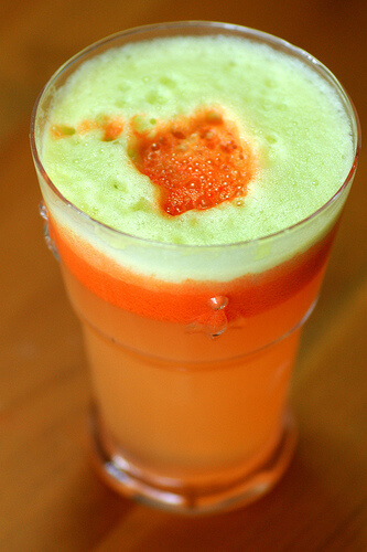 apple carrot juice-Will-Merydith