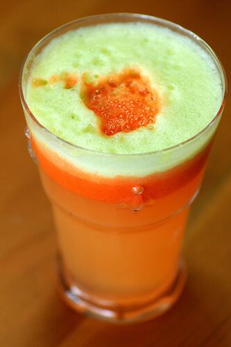 apple carrot juice-Will-Merydith