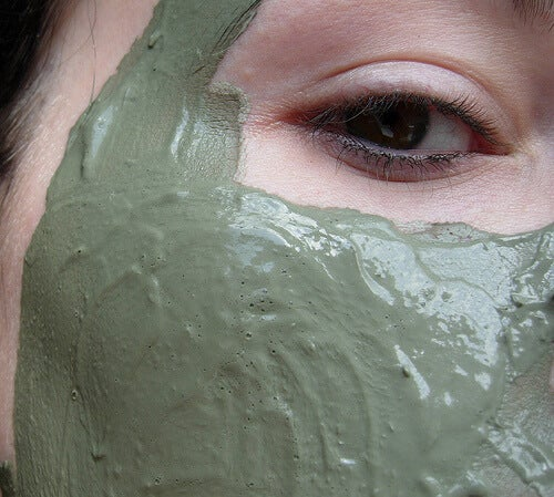 You will need clay to make one of our daily face masks.