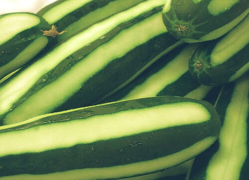 You will need cucumber to make one of our daily face masks.