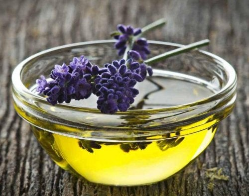 Lavender to get rid of lice and nits