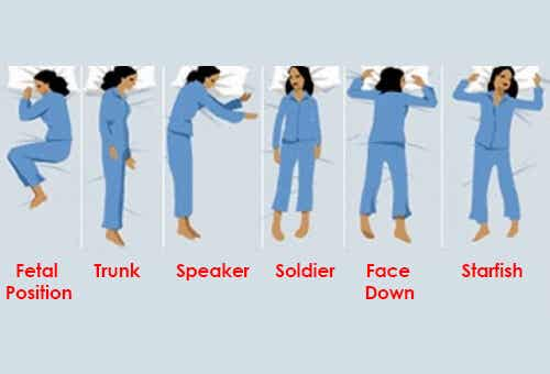 What Our Sleeping Positions Say About Us