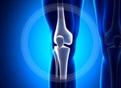 Calcium in bones