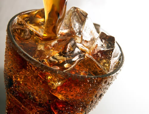 Carbonated beverages bad for your bones