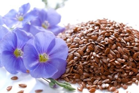 Lose weight with linseed