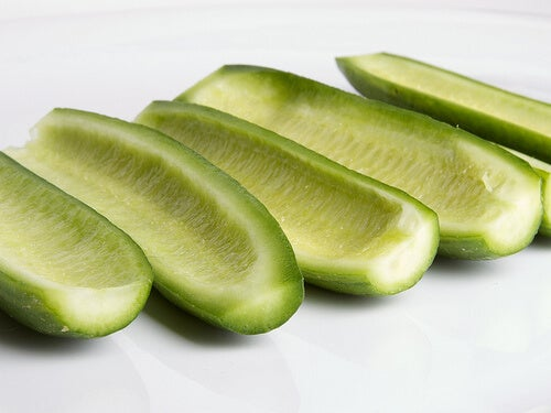 Health Properties of Cucumbers