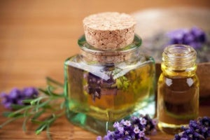 Lavender pillow sprays