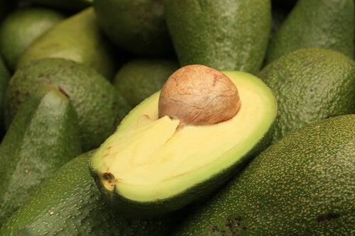 3 avocado