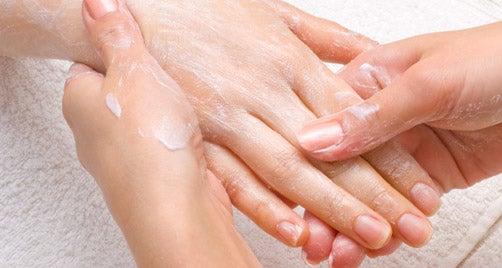 4 washing hands