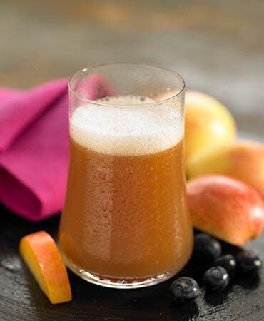 5 apple juice