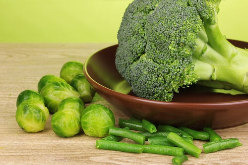 broccoli calclium