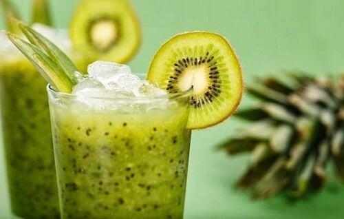 the benefits of kiwi