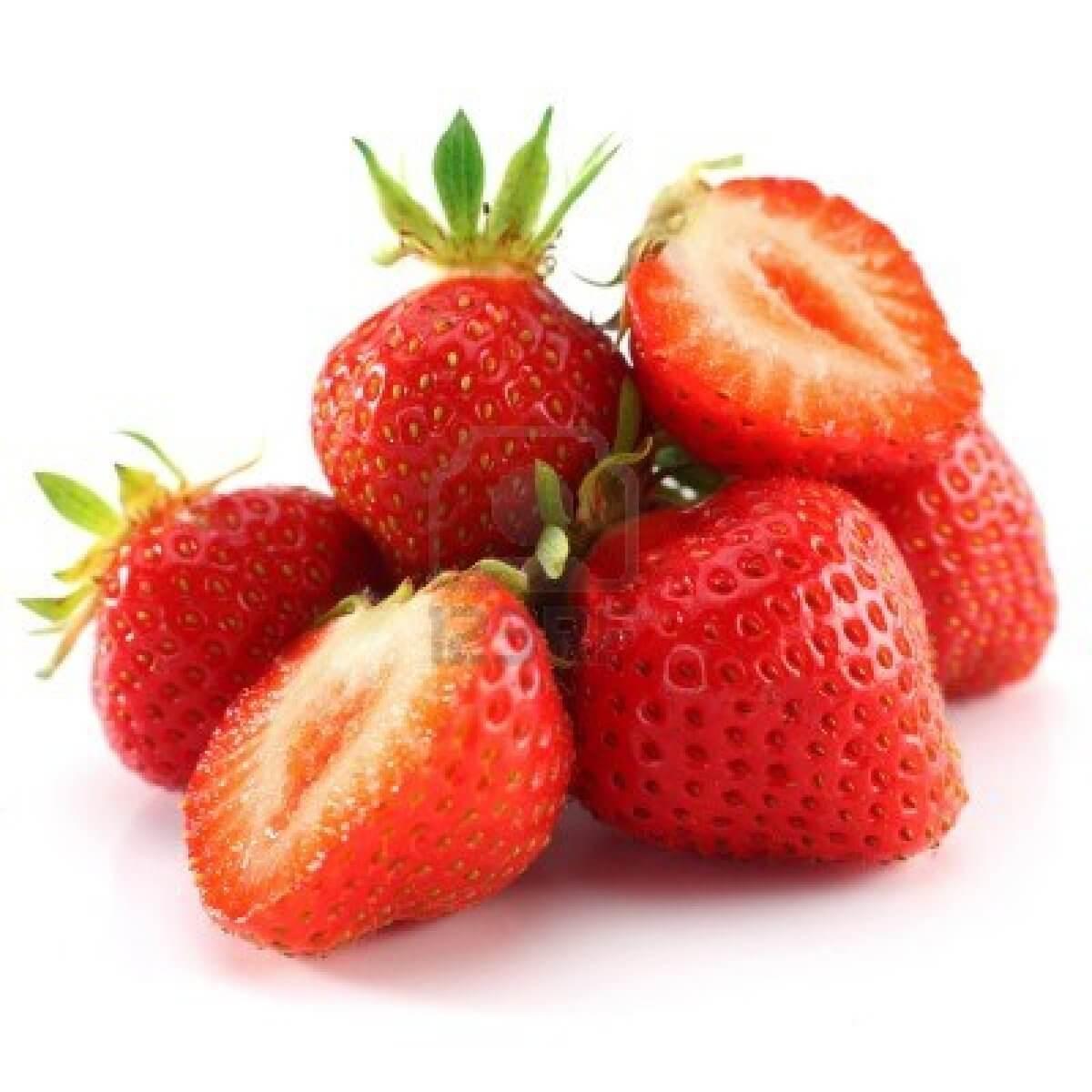 Strawberries help mitigate the dangers of uric acid