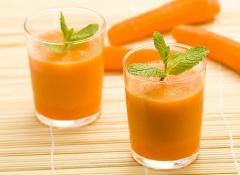 1 carrot juice